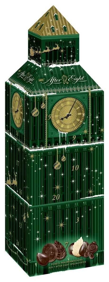After Eight Big Ben Adventskalender