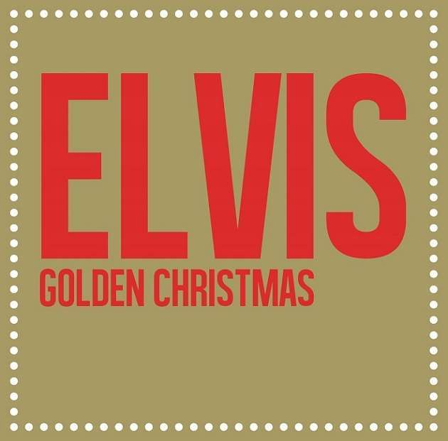 Elvis Presley - Golden Christmas