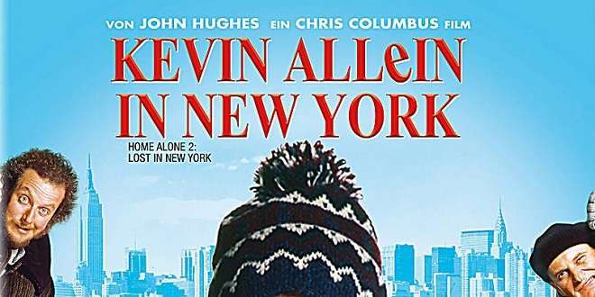 Kevin Allein In New York Lieder