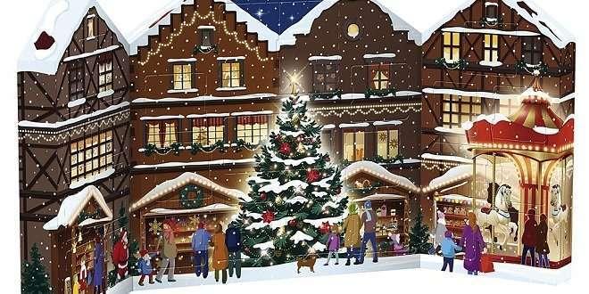 die besten ferrero adventskalender weihnachts city. Black Bedroom Furniture Sets. Home Design Ideas