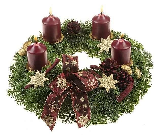 Adventskranz Kaufen echten adventskranz kaufen weihnachts city
