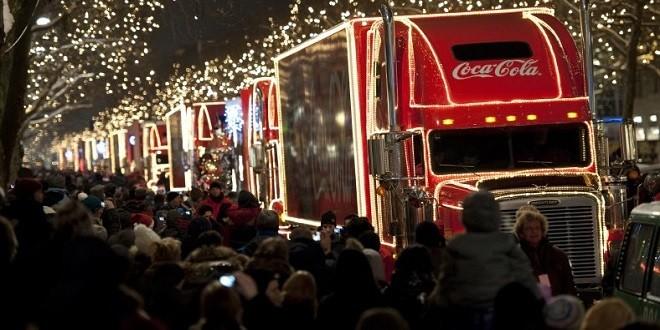 Coca Cola Werbung Weihnachten.Coca Cola Weihnachtstrucks Tour 2018 Alle Termine