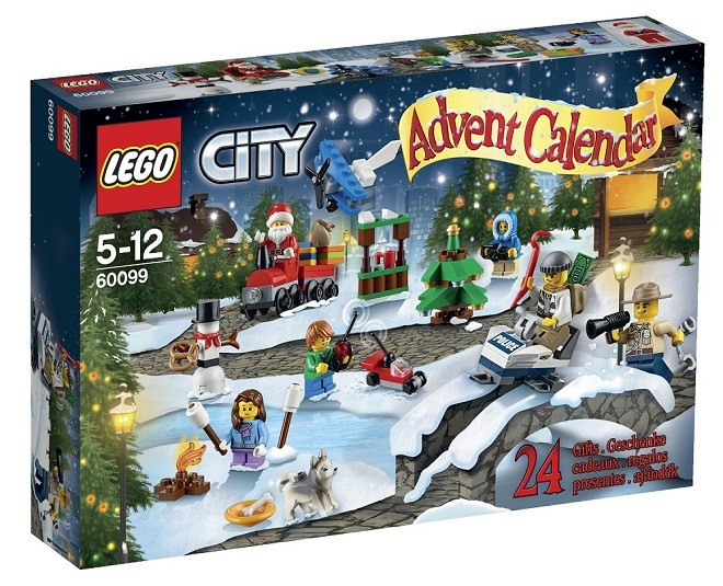 Lego Adventskalender 2015
