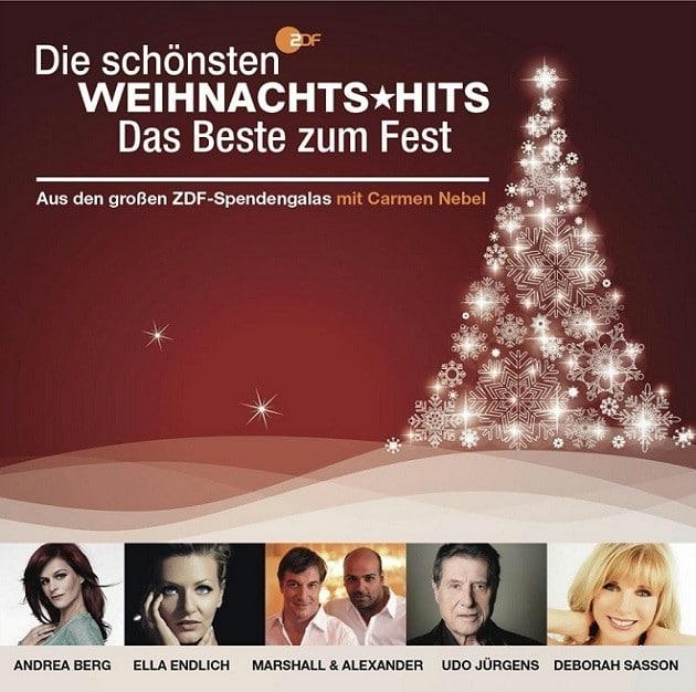 Die Schönsten Weihnachts Hits - das Beste zum Fest