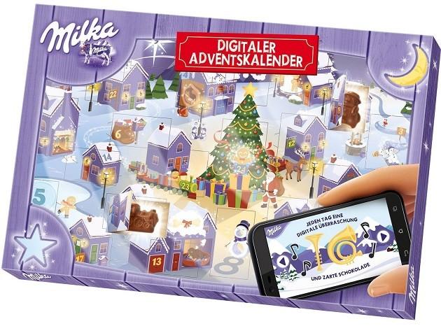 Milka Digitaler Adventskalender