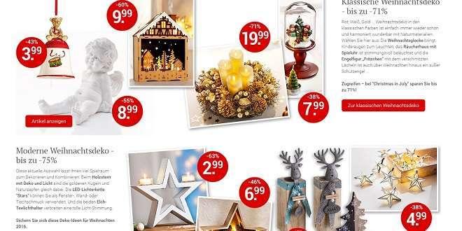 Weihnachtsdeko Bei Weltbild.Weltbild Reduziert Weihnachtsartikel Um Bis Zu 77 Weihnachts City