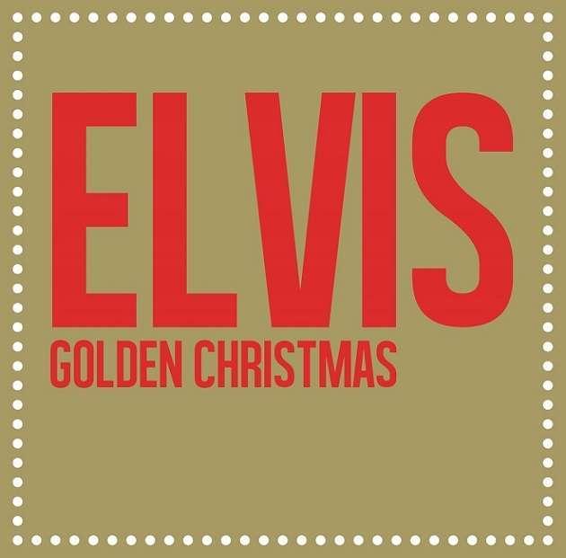 Elvis Presley - Golden Christmas