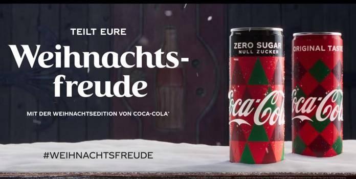 Coca Cola Werbung Weihnachten.Coca Cola Weihnachtswerbung 2018 Weihnachts City