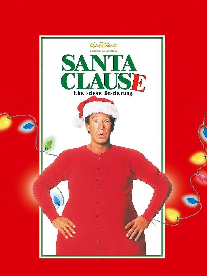 Santa Clause Eine Schöne Bescherung